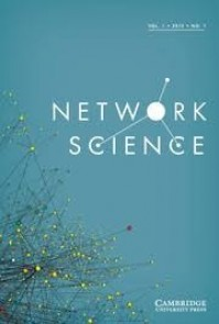 An article by Srebrenka Letina (with co-authors) has been accepted in Network Science